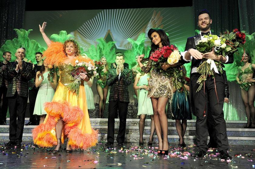 Natalia Siwiec w Teatrze Sabat Małgorzaty Potockiej