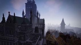 Minecraft - wielki pożar Londynu z 1666 roku odtworzony w grze