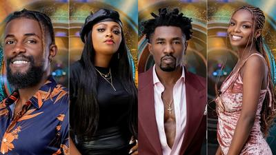 BBNaija: Tega, Michael, Peace, Boma evicted in first-ever kingsize eviction