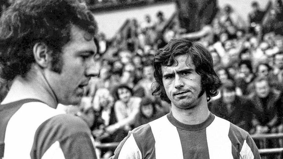 Franz Beckenbauer i Gerd Müller