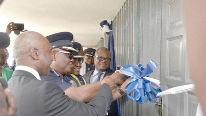 NHIA inaugurates biometric registration centre for Police