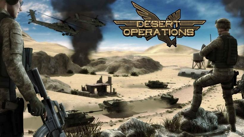 gameplanet Desert Operations