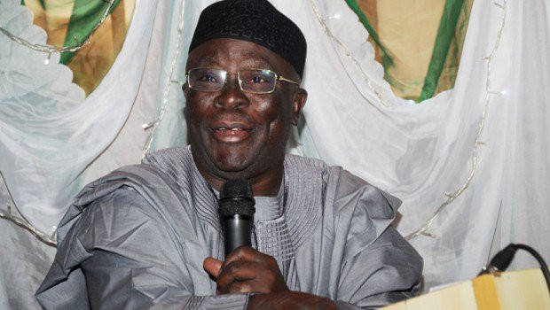 Pa Ayo Adebanjo, a Yoruba elder believes Tinubu cannot become Nigerian president. (Punch)