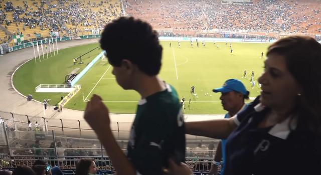 Nikolas i Silvija Greko stižu na stadion
