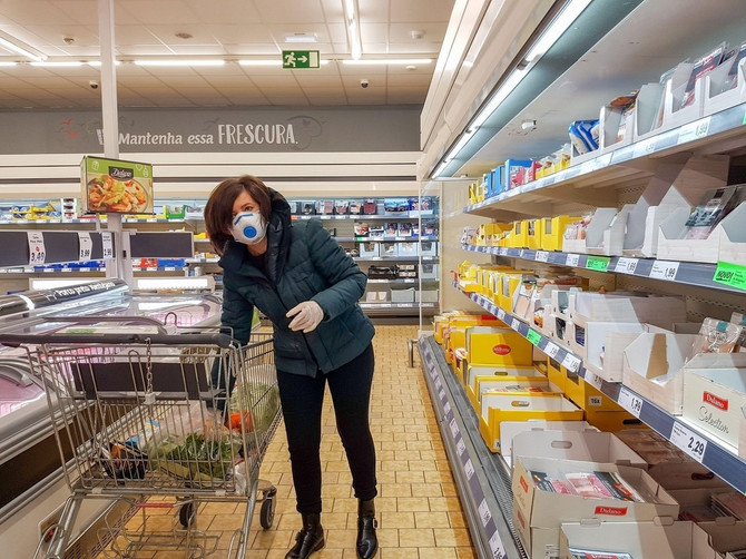 Kupovina tokom pandemije korona virusa