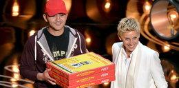 Dostawca pizzy na Oscarach dostał 1000 dolarów napiwku