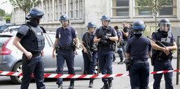 Operacja antyterrorystów w pobliżu meczetu we Francji