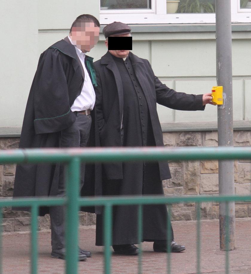 Wyrok na księdza z Hłudna