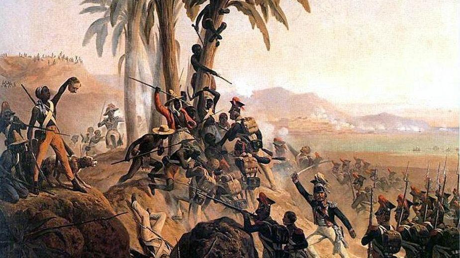 January Suchodolski, Bitwa na San Domingo (domena publiczna)