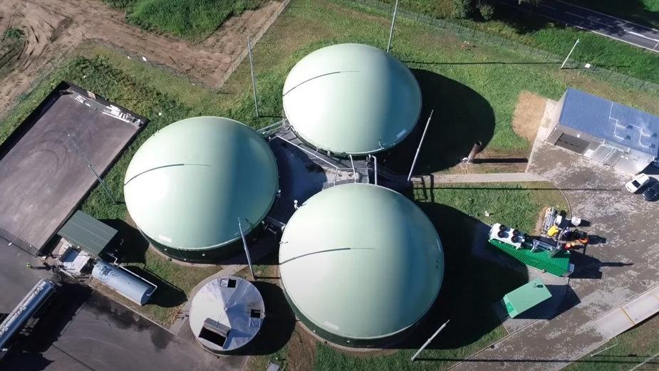 Jak działa biogazownia?