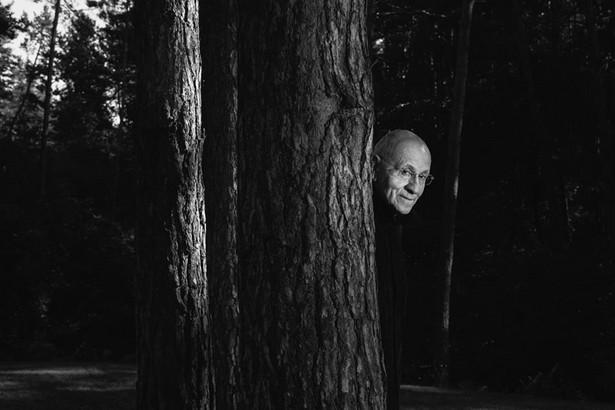 Seweryn Aszkenazy – przedsiębiorca, marszand sztuki, współzałożyciel Towarzystwa Kultury Żydowskiej Beit Warszawa fot. Maksymilian Rigamonti