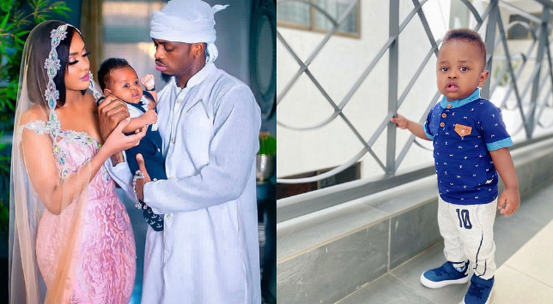 Change of heart as Tanasha follows Diamond again on Naseeb Jnr's Instagram account