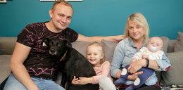 Policjant z rodziną ratują zwierzaki