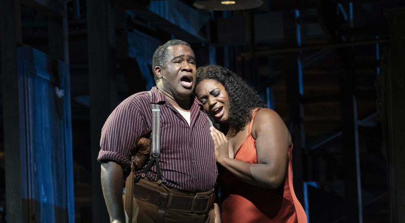 Review: A Splendid 'Porgy and Bess' Opens the Met Opera Season