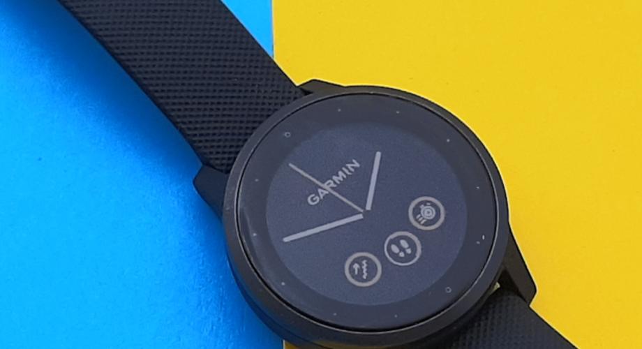 Garmin Vivoactive 4s im Test: Kleine Uhr mit großer Technik