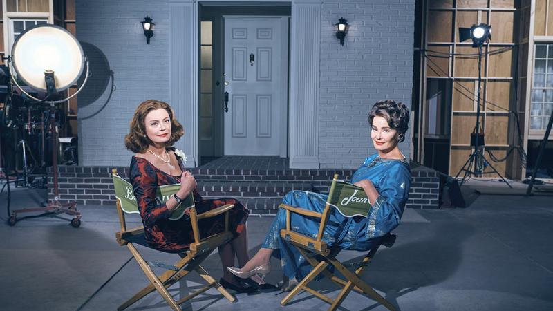 """""""Konflikt: Bette i Joan"""" - kadr z serialu"""