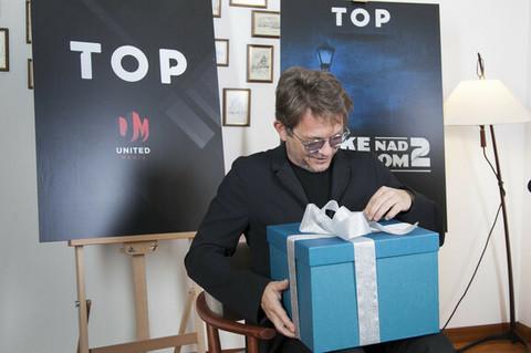 Dragan Bjelogrlić dobio najbolji poklon za rođendan koji je mogao da zamisli! Video