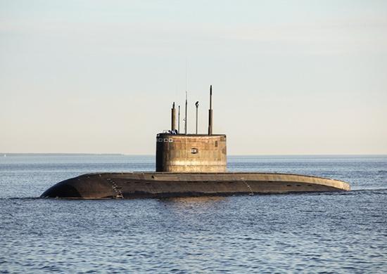 Piątego listopada 2015 roku na służbę we Flocie Czarnomoskiej przyjęto nieatomowy okręt podwodny Krasnodar