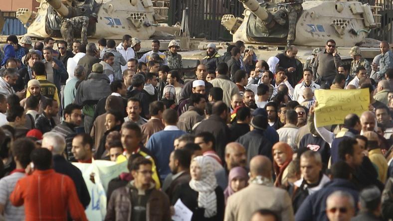 Kair, fot. Reuters