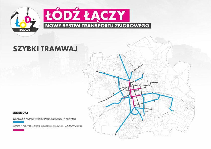 Będą konsultacje społeczne w sprawie transportu w Łodzi
