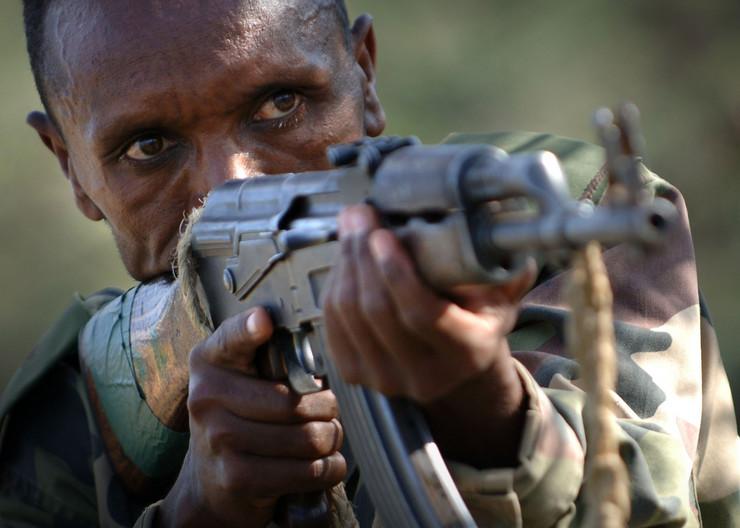 etiopija vojska