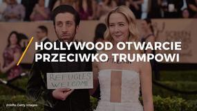 Hollywood otwarcie przeciwko Donaldowi Trumpowi