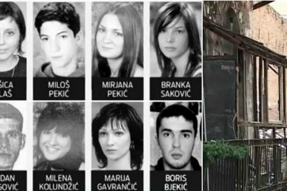 """12 GODINA TUGE Novi Sad i Srbija i dalje pamte osmoro mladih stradalih u POŽARU U """"LAUNDŽU"""""""