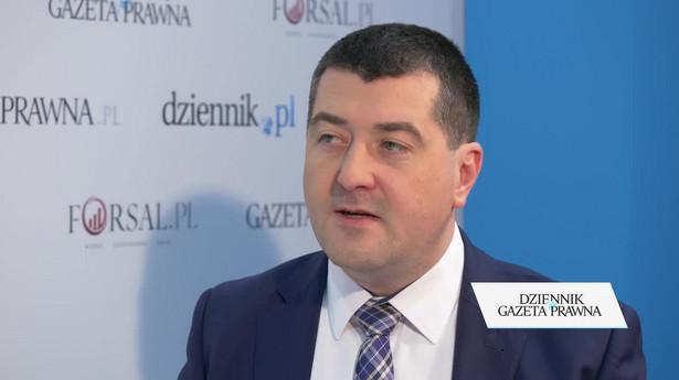 Leszek Skiba, wiceminister finansów