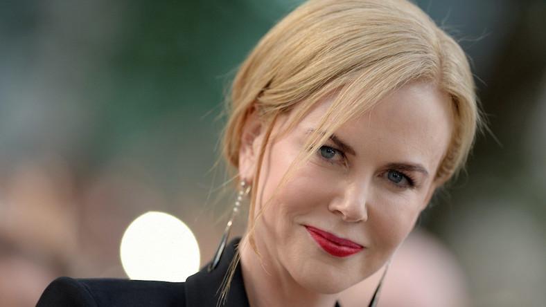 """Nicole Kidman na premierze """"The Railway Man"""" w Toronto"""