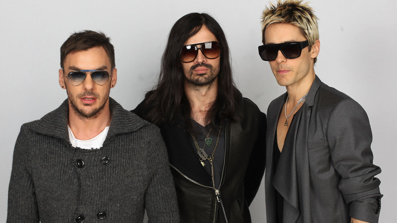 30 Seconds To Mars (fot. Getty Images)
