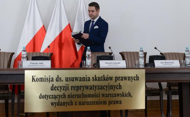 Komisja uchyliła w czwartek decyzję władz Warszawy z 2010 r. w sprawie tej nieruchomości - drugiej badanej przez komisję kamienicy z lokatorami.