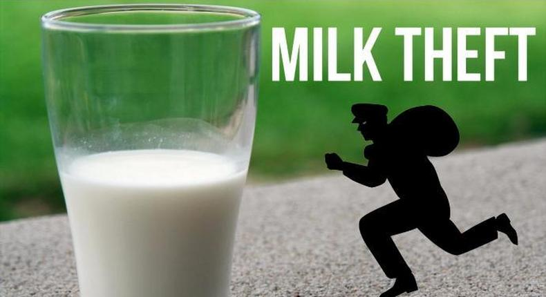 Man in court for the theft of milk worth N1.1m