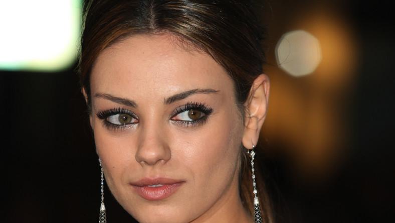 Mila Kunis –najseksowniejsza kobieta na Ziemi