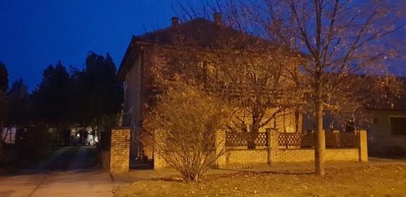 Kuća u kojoj je nađen ranjeni Dragan Zolnajić