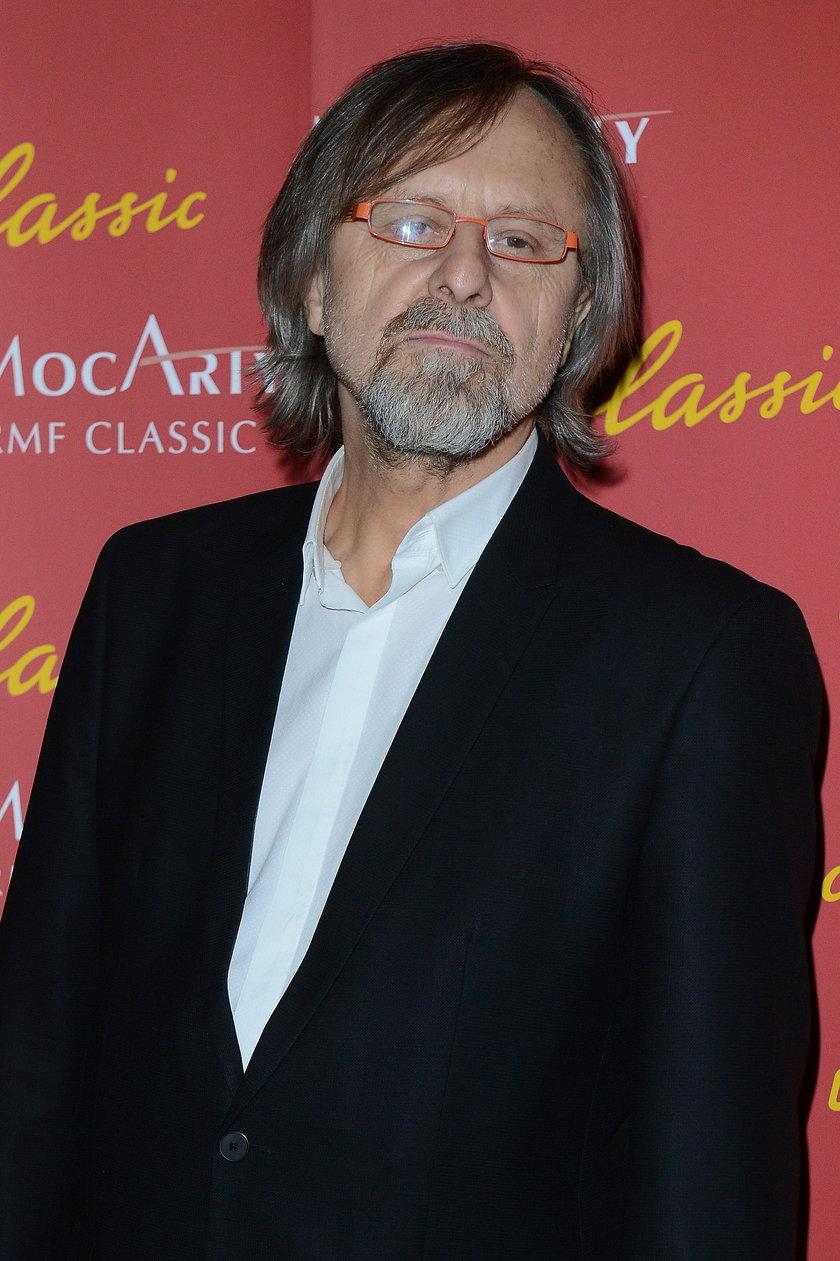 Jan A.P. Kaczmarek w lutym 2013 roku