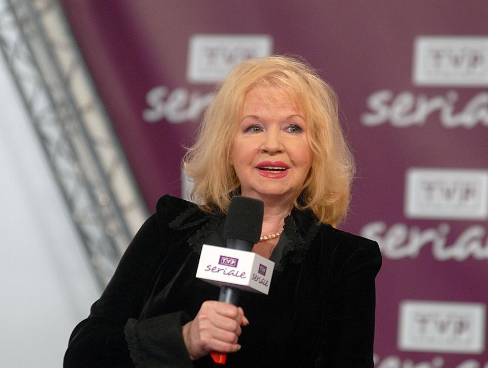 Halina Kowalska w 2015 r.