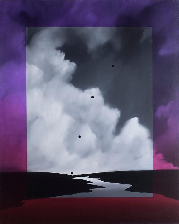 """""""Czas"""" Łukasza Patelczyka, artysty młodego pokolenia, przygotowującego się do pierwszej solowej wystawy w Nowym Jorku."""