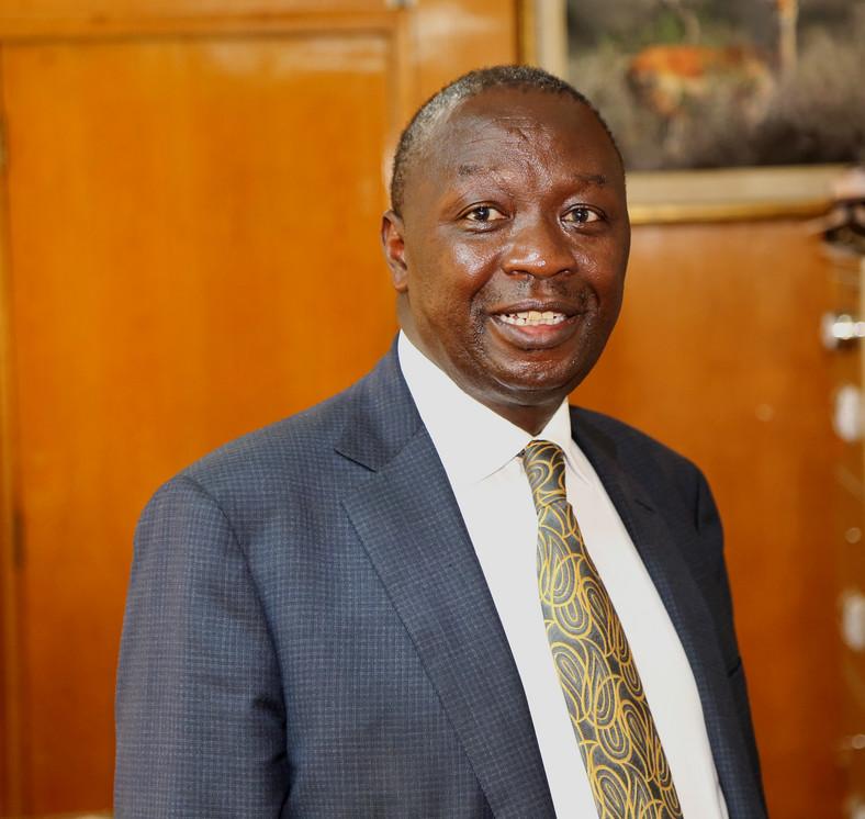 Energy Principal Secretary Joseph Njoroge