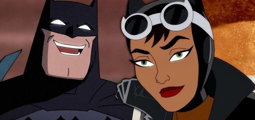 DC nie chciało pokazać sceny seksu oralnego Batmana i Catwoman. Firma miała ważny powód