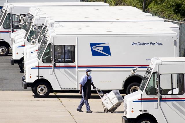 Poštanska služba u Vašingtonu