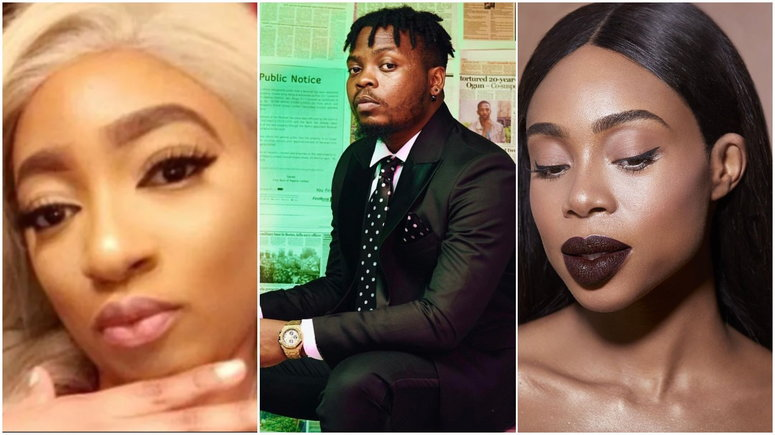 Olamide and the women in his life