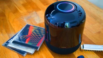 Huawei Sound X im Test: Dummer Smart-Speaker