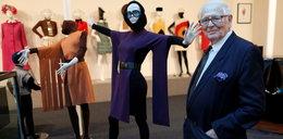 Nie żyje Pierre Cardin. Francuski kreator mody miał 98 lat