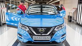 Zmodernizowany Nissan Qashqai już w produkcji. Początek sprzedaży za kilka tygodni