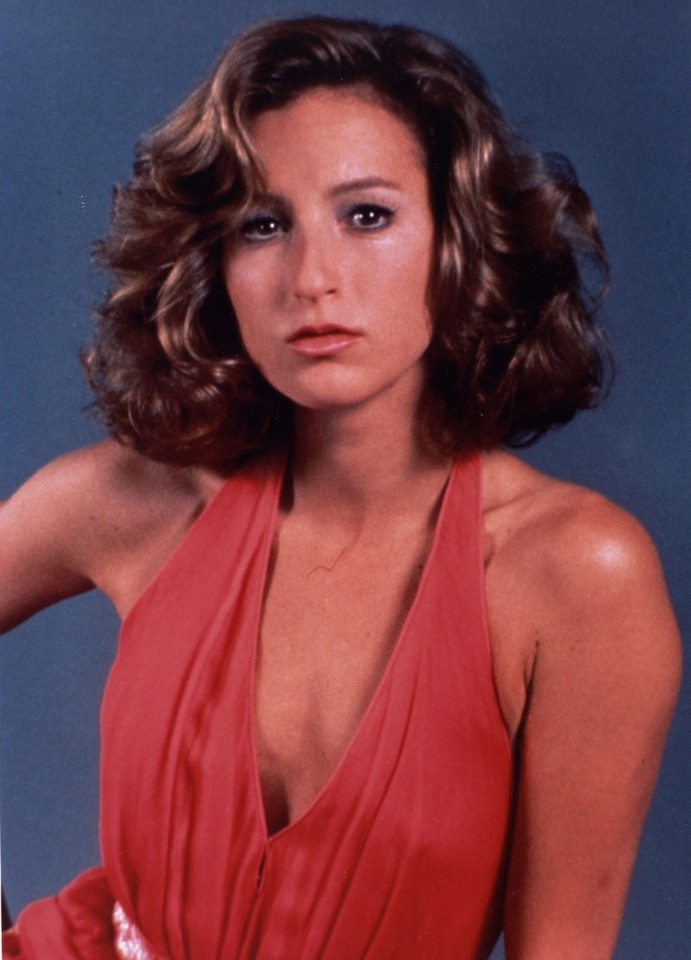 Jennifer Grey w 1987 roku