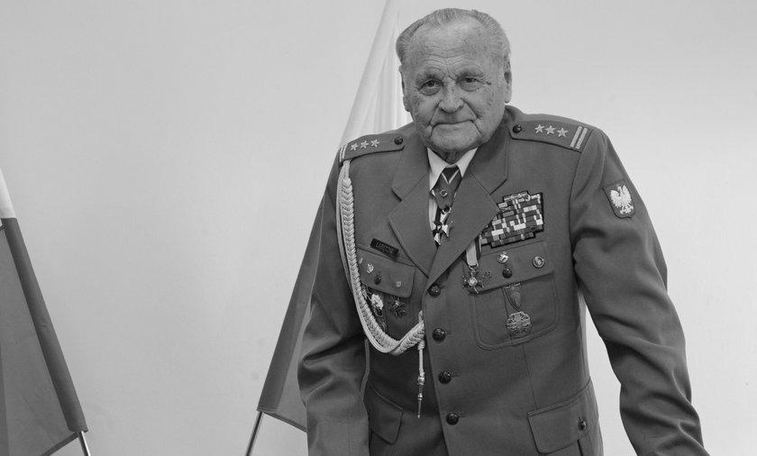 Nie żyje wielki polski patriota. Z grupką kolegów zabił 200 esesmanów