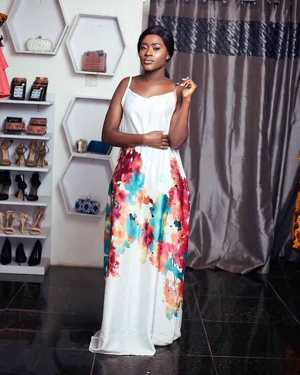 Ghanaian actress, Fella Makafui