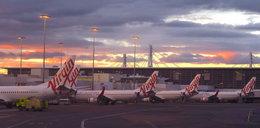Tysiące pasażerów utknęło na lotnisku przez jednego człowieka