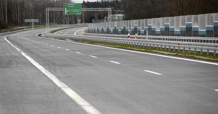 Zachodnia obwodnica Poznania jest częścią istniejącej drogi S11