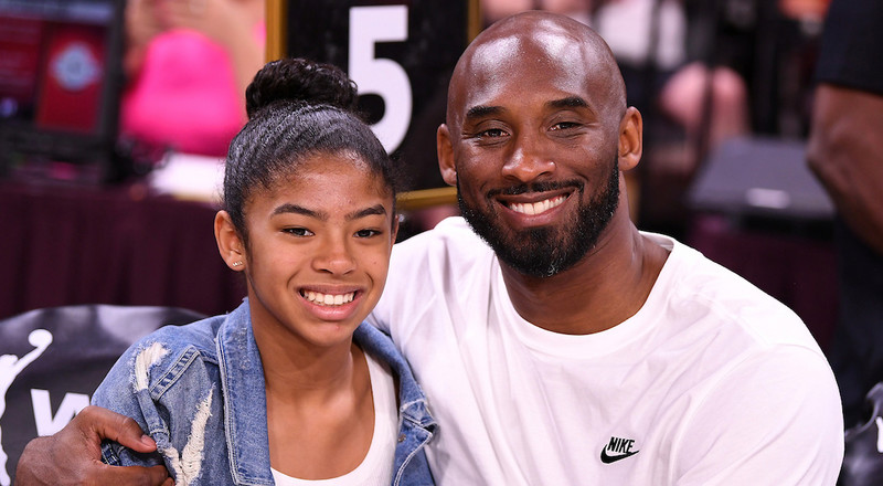 Kobe Bryant's sister Sharia got a 'Black Mamba' tattoo in an emotional tribute to her brother and his daughter Gianna